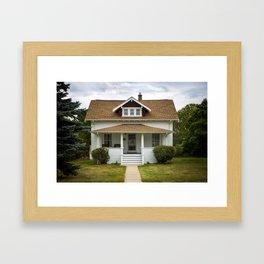 Classic Cottage Framed Art Print