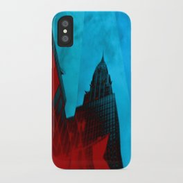 empire on fire iPhone Case
