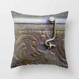 Fantine Throw Pillow
