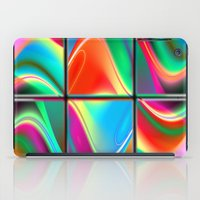 data iPad Cases featuring big data strategy puzzle by donphil