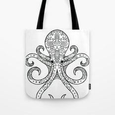 Mandarin Dragonet Octopus Tote Bag