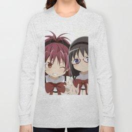 Puella Magi Madoka Magica Long Sleeve T-shirt