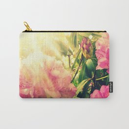Rhododendron Resplendent Carry-All Pouch