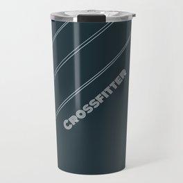 Crossfit lovers Travel Mug