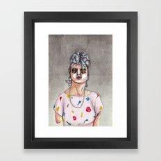 Mago Framed Art Print