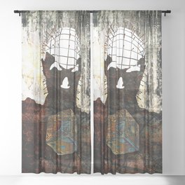021 Hell Sheer Curtain