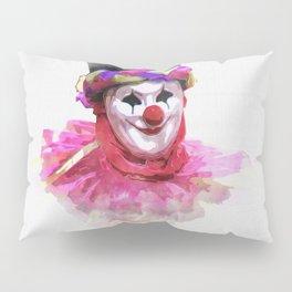 Joker or clown? Pillow Sham