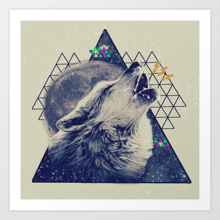 XXI Art Print
