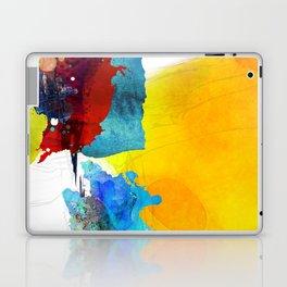 first spring messengers Laptop & iPad Skin