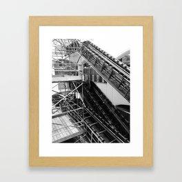 The Bones Of It Framed Art Print