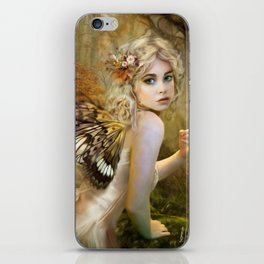 Touch of Gold - Fairy iPhone Skin