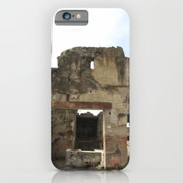 A Building. iPhone Case