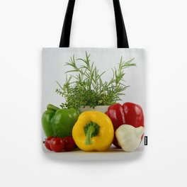 Fresh and tasty Tote Bag