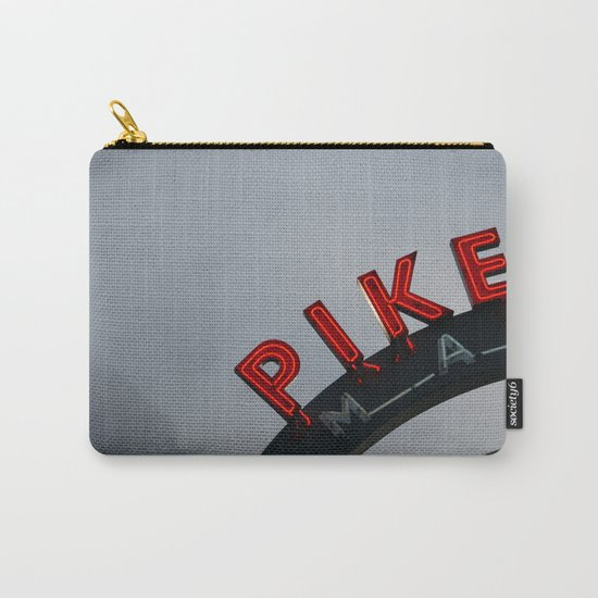 Pike Place Morning Carry-All Pouch