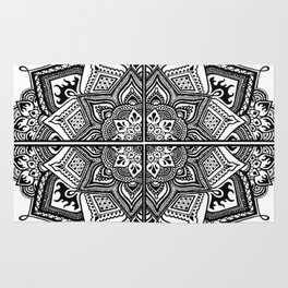 Mandala Fleur Rug
