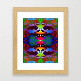 Noetic Vision Framed Art Print