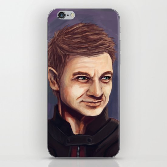 Hawkeye iPhone & iPod Skin