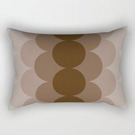 Gradual Capuccino Rectangular Pillow