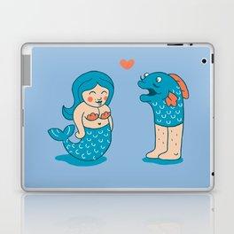 Someday in Atlantic Laptop & iPad Skin