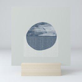 Sea Salt Rain Mini Art Print