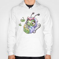 projectrocket Hoodies featuring Just wanna be Free! by Randy C