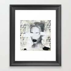 Torn 2 Framed Art Print