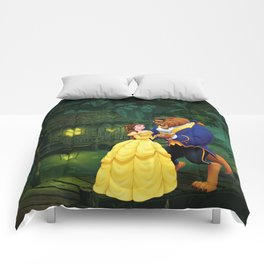 Beauty And The Beast Comforters