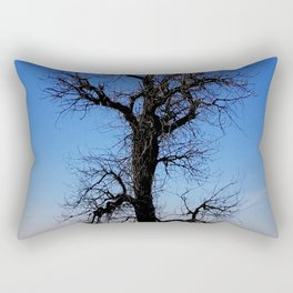 Tree of Tranquility Rectangular Pillow
