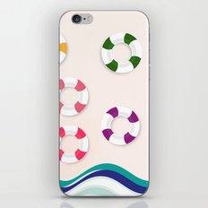 I want summer now iPhone & iPod Skin