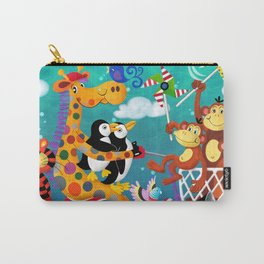 Ridin' Happy Gang Carry-All Pouch
