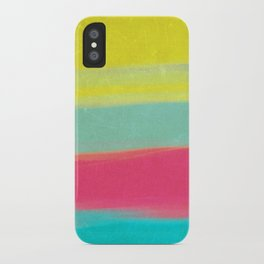 Skies The Limit VI iPhone Case