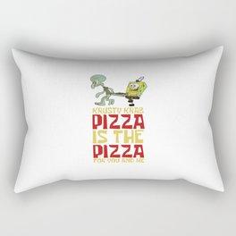 Pizza Pizza Best Rectangular Pillow