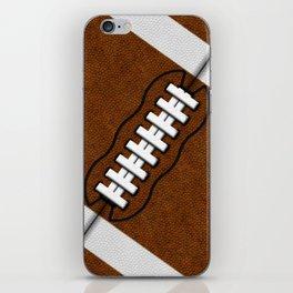 Fantasy Football Super Fan Touch Down iPhone Skin