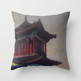 Truth of Tradition Throw Pillow