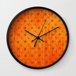 fiend Wall Clock