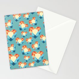 allotropes of carbon II Stationery Cards