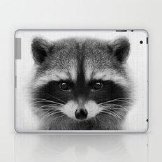 raccoon headshot Laptop & iPad Skin