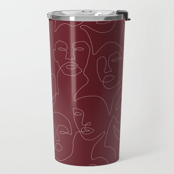 Rich and Bold Travel Mug