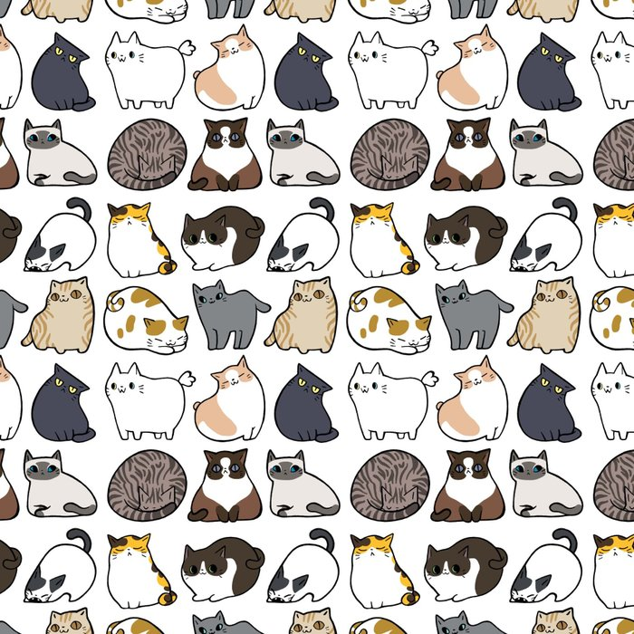 Cats Cats Cats Leggings