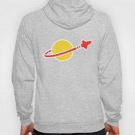 space logo Hoody