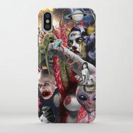 Cosmic Witchcraft iPhone Case