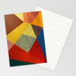 Abstract #294 Stationery Cards