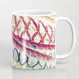 Abstract vintage 888 Coffee Mug
