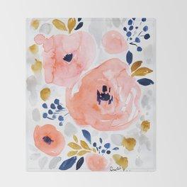 Genevieve Floral Decke
