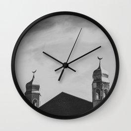 Al Rashid Mosque Wall Clock