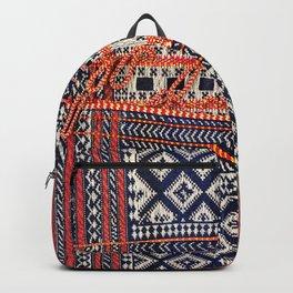 Qashqa'i Khorjin  Antique Fars Persian Bag Backpack