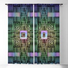 Resolve - Rainbow Variant Blackout Curtain