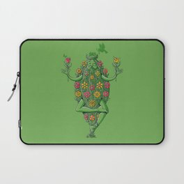 Father Nature Laptop Sleeve