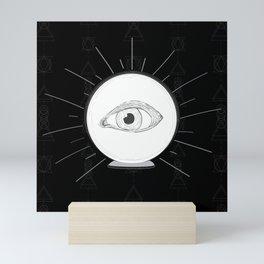 Fortune Eye Seer Mini Art Print