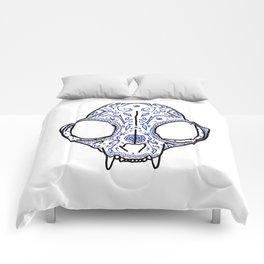 Semi Fine China Cat Comforters